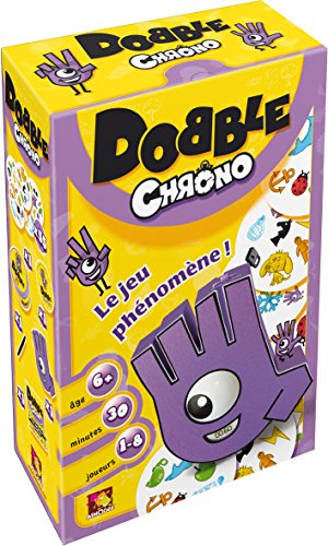 Asmodee-Dobble-Chrono-Juego-de-tablero-Multi