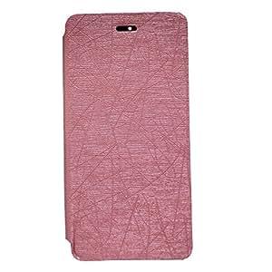 Jo Jo Pu Rain Flip Cover Case With Stand For Xiaomi mi4 Light Pink