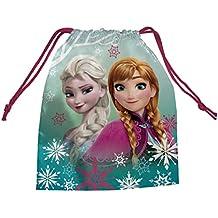 Frozen - Bolsa de merienda, 26 x 21 cm (Arditex WD11399)