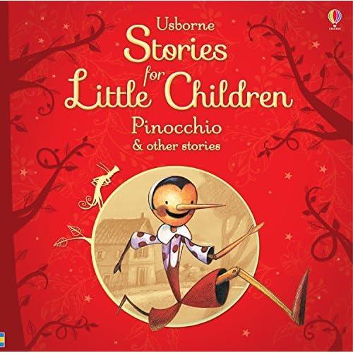 Usborne Stories for Little Children: Pinocchio and Other Stories (Usborne Stories/Little Childre) by Various (2015-07-01)
