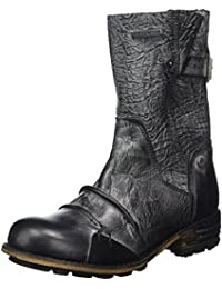 Womens Soil W Ankle Boots Yellow Cab