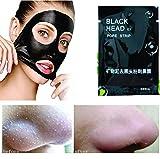 sQeety Original BLACK HEAD Gesichtsmaske 10+2! / Mitesser entfernende Peel off Maske by