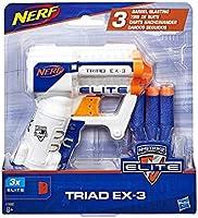 Nerf Nstrike Elite Triad Ex3 Dart Tabancası