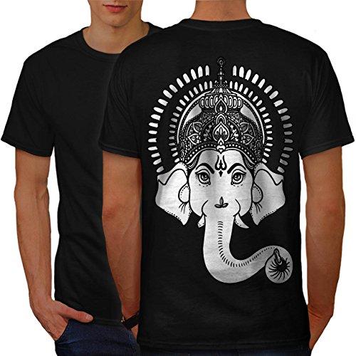 indian-art-ganesha-hindu-white-men-black-l-t-shirt-back-wellcoda
