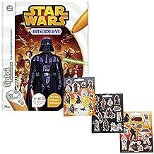 Ravensburger tiptoi ® - Star Wars ™ Episode I-VI + Gratis Star Wars Sticker