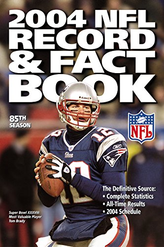 NFL Record and Fact Book 2004 (Official NFL Record & Fact Book)