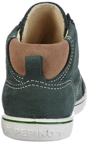 Ricosta  DANNY(M), chaussures premiers pas bébé Vert - Grün (forest 588)