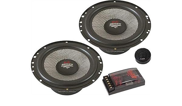 Audio System R 165 4 Evo Elektronik