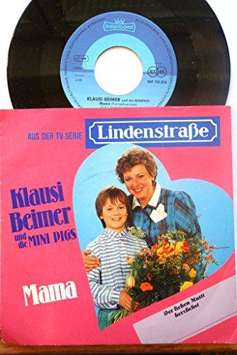 Mini Pigs & Klausi Beimer - Mama [Vinyl Single]