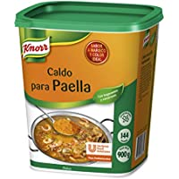 Knorr 39383501 - Caldo para Paella - 4 Porciones - 900 g