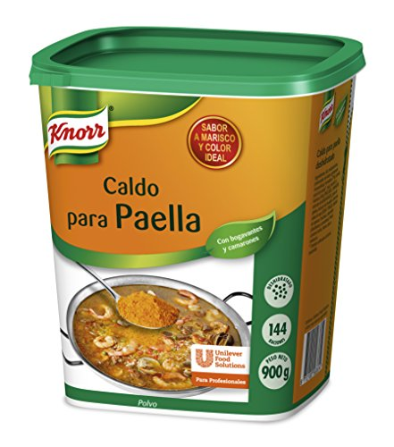 Knorr - Caldo para paella - 4 porciones - 900 g