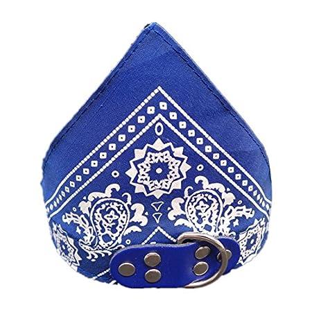 STRUGGGE Strugge Halsband für Kleine Haustiere, verstellbar, für Welpen, Katzen, Hunde, Halstuch, erhältlich in 7 Farben