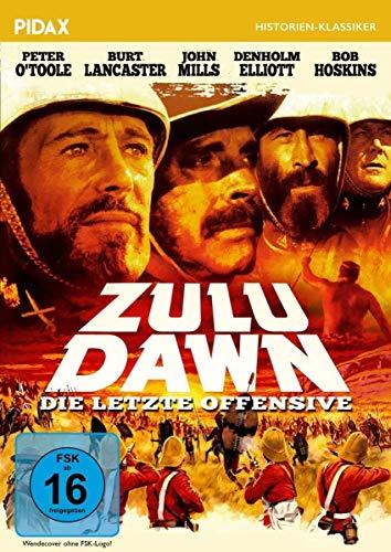 Zulu Dawn - Die letzte Offensive / Packender Abenteuerfilm mit absoluter Starbesetzung (Pidax Historien-Klassiker)