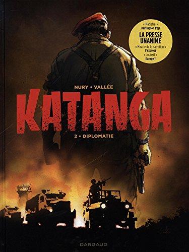 Katanga, Tome 2 : Diplomatie
