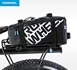 Roswheel Multi Function Cycling Bicycle Bike Rear Seat Trunk Bag Carrying Luggage Package