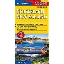 Cartes de voyage Nouvelle Zélande
