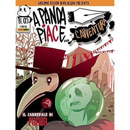 A Panda Piace L'avventura 5. Il Carnevale Di Paura