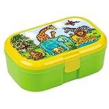 Lunchbox Zoo mit herausnehmbaren Obst und