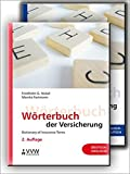 Wörterbuch der Versicherung - Dictionary of Insurance Terms: Kombipaket Deutsch-Englisch/Englisch-Deutsch