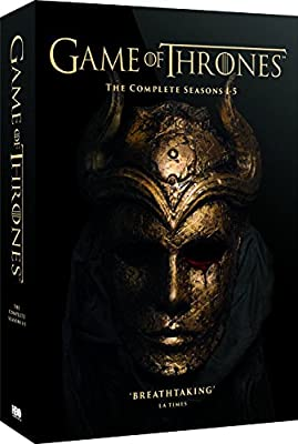 Game of Thrones - Season 1-5 [DVD]