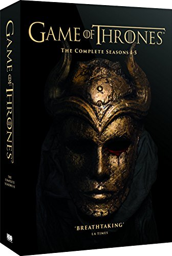 Picture of Game of Thrones - Season 1-5 [DVD]