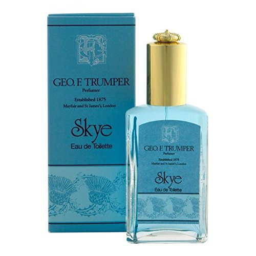 Geo F.Trumper Skye Cologne Glass Atomiser Bottle 50ml by Geo F. Trumper
