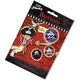 Die Spiegelburg 25411 Buttons Capt'n Sharky [Spielzeug] [Spielzeug] [Spielzeug]