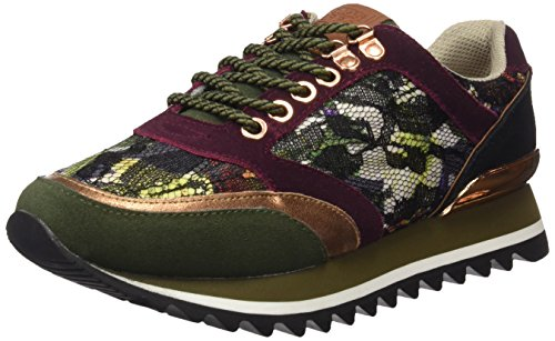 Gioseppo Donna NURMAN scarpe sportive Verde Size: 41