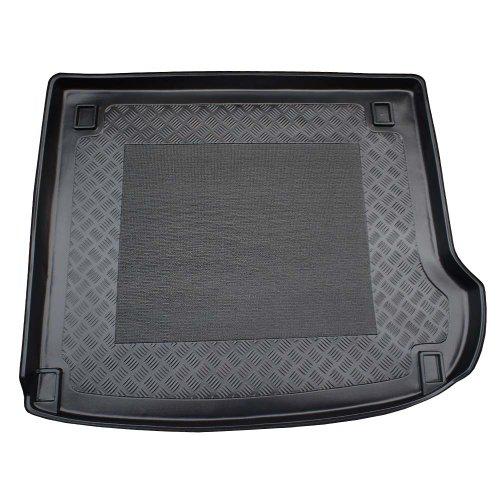 MTM Vasca Baule su Misura cod. 1491, Protezione Bagagliaio con Antiscivolo, Specifica per la Tua Auto, Utilizzo*: con 3 fila di sedili abbassata