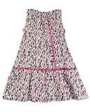 SSMITN Baby Girls' Dress(Pink,4-5 Years)