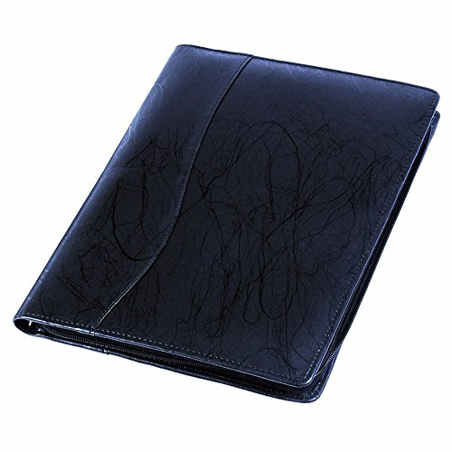 coi black stylish leatherite file folder and resume folder for documents and certificate for office executive - Resume Folder