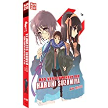 Coverbild: Das Verschwinden der Haruhi Suzumiya - The Movie