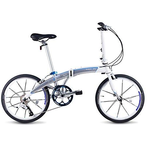 Vélo-Pliant MU SL Mercury