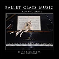 Ballet class music v.3 Advanced
