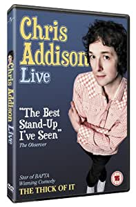 Chris Addison Live [DVD]