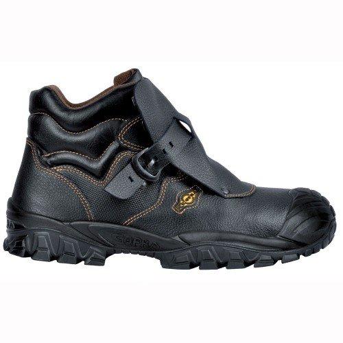 Cofra S3 - Stivali di sicurezza New Tago UK, robusti, convenienti, comodi, taglia: 44