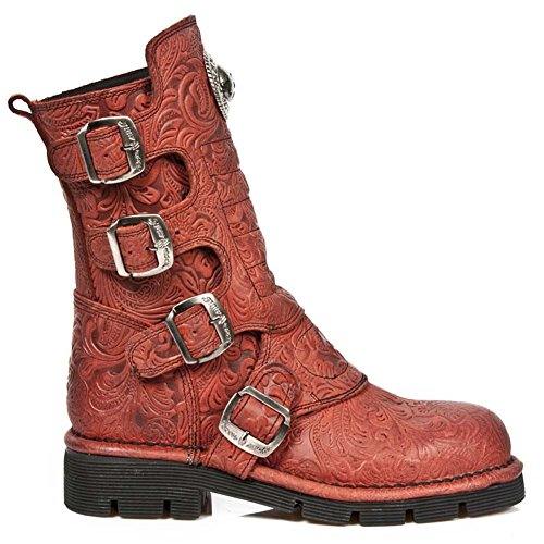 New Rock M.1471-S12 Red