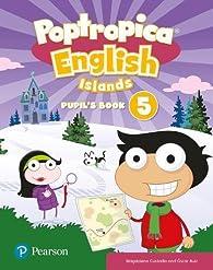 Poptropica English Islands Level 5 Pupil's Book and Online World Access par Magdalena Custodio
