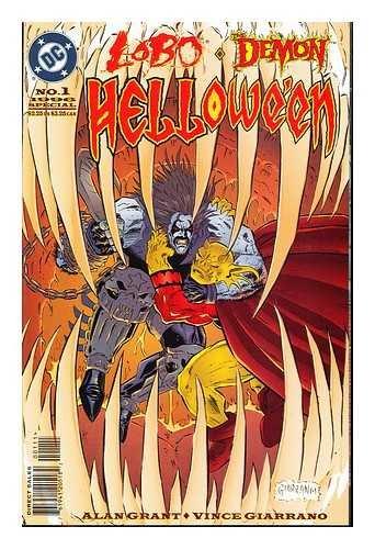 Lobo: Demon. Hellowe'en. No. 1, 1996 special