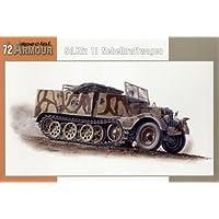 Desconocido Maqueta de tanque escala 1:72