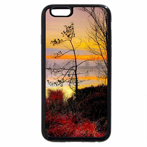 iPhone 6S / iPhone 6 Case (Black) EVENING MIST