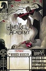 My Chemical Romance's Gerard Way presents The Umbrella Academy featuring The Murder Magician (FCBD Edition - Dark Horse Comics)
