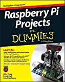Best Raspberry Pi Books - Raspberry Pi Projects for Dummies Review