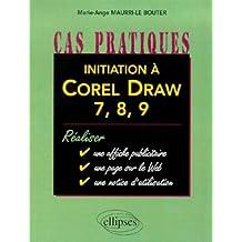 Initiation à Corel Draw 7, 8, 9