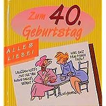 Suchergebnis Auf Amazon De Fur Alles Liebe Zum 40 Geburtstag Frauen