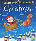 Very First Words: Christmas (Usborne Very First Words)