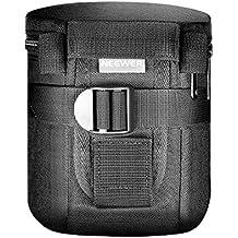 Neewer NW-L2020 Negro Acolchado Agua Resistente Bolsa de Lente para 18-55mm Lente, Como Canon 50-1.4 50-1.8 85-1.8 18-55 35-2/Nikon 50-1.8 16-85 18-55 35-1.8G 60-2.8 24-85 40-1.8