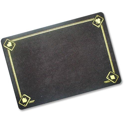 Tappetino per Close Up - 4 Assi Nero - 40 x 27,5 cm - Accessori - con omaggio esclusivo firmato SOLOMAGIA