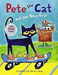 Pete the Cat and the New Guy by KIMBERLY DEAN (2014-08-01)