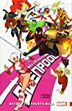 The Unbelievable Gwenpool 4: Beyond the Fourth Wall